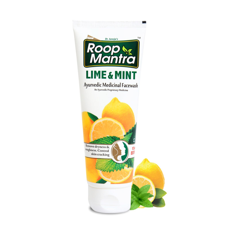 Roopmantra-ayurvedic-Facewash-For-Preventing-Pimples